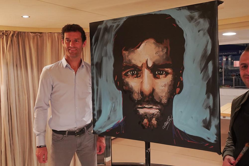Mark Webber Meet and Greet