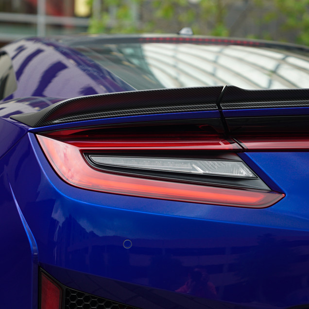 Acura NSX Tail Lights 2017