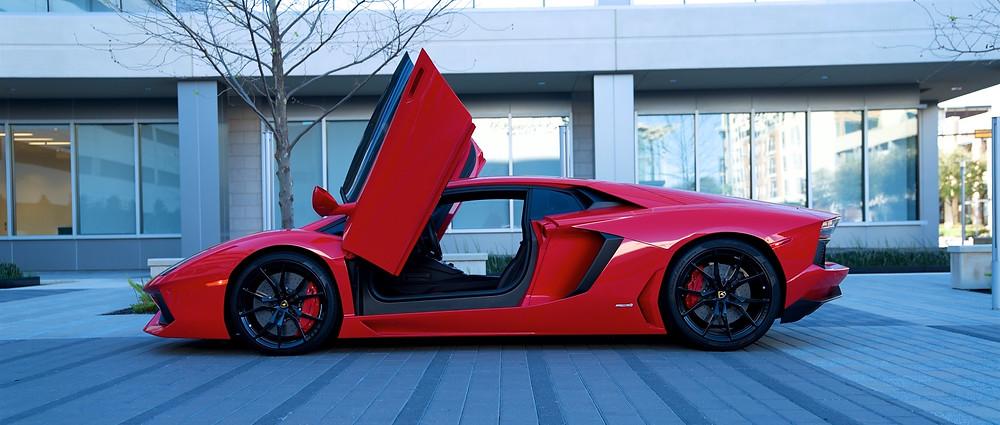 Lamborghini Aventador écurie25