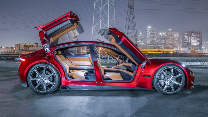 FISKER'S NEW SUPERCAR - THE EMOTION