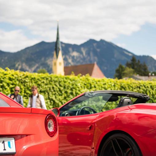 Ferrari Driving Tour