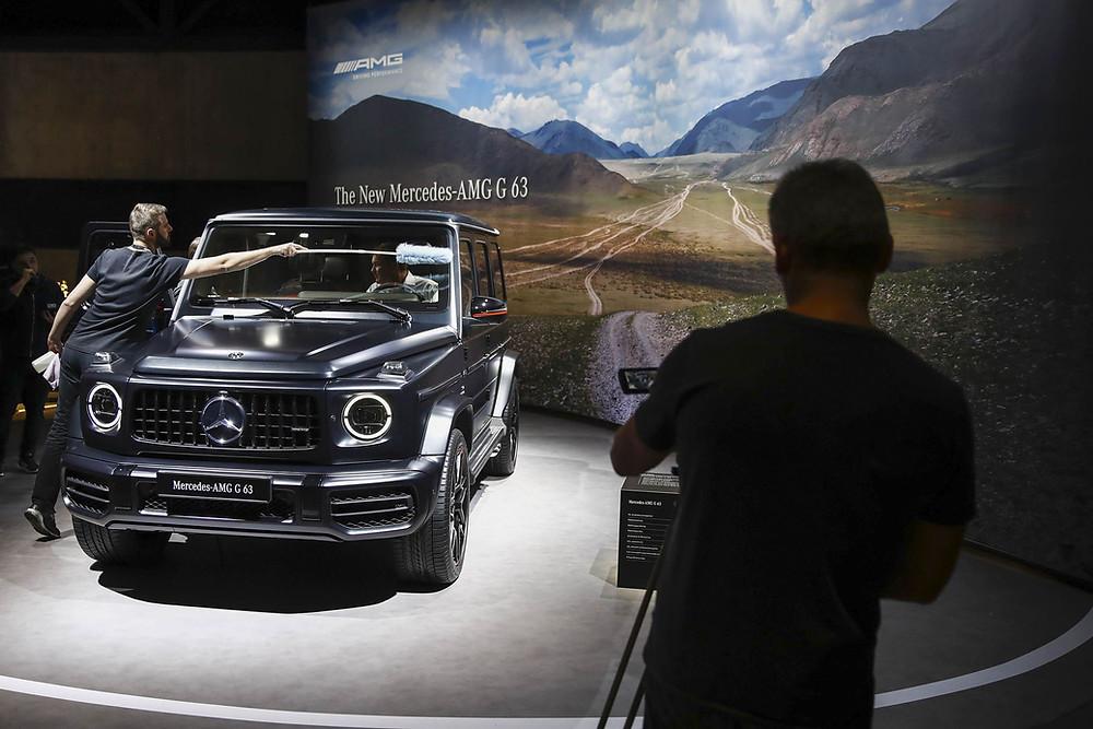 Mercedes AMG G 63 2019
