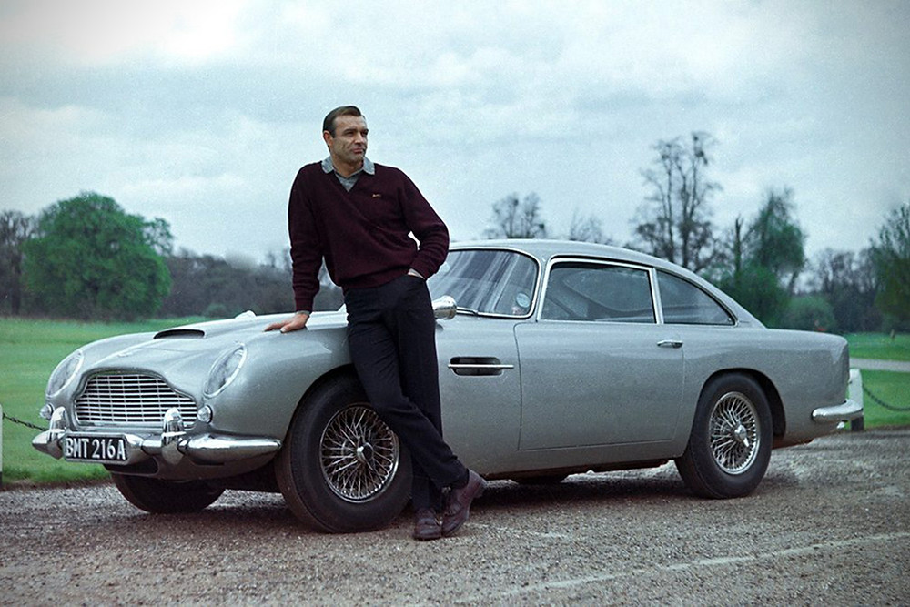 ASTON MARTIN DB5 | James Bond Series