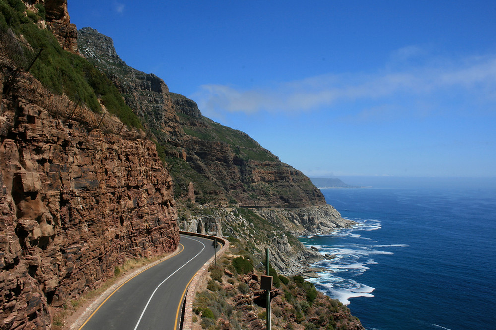 Chapman's Peak, South Africa