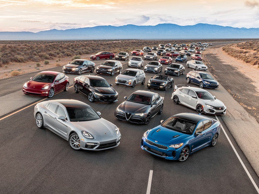 CAR SUBSCRIPTIONS BY 2025 WILL MAKE UP 10% OF TOTAL VEHICLE SALES