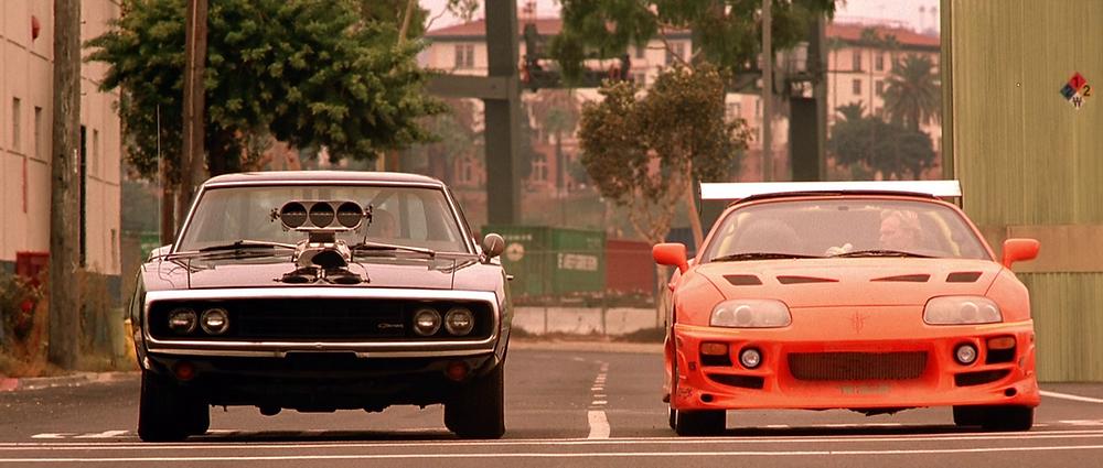 Fast and Furious Original