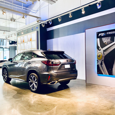 2020 Lexus RX350 Comes in Straight From the Dealership to Get Ceramic Coating