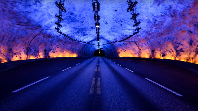 THE 8 BEST TUNNELS IN THE WORLD TO DRIVE THROUGH