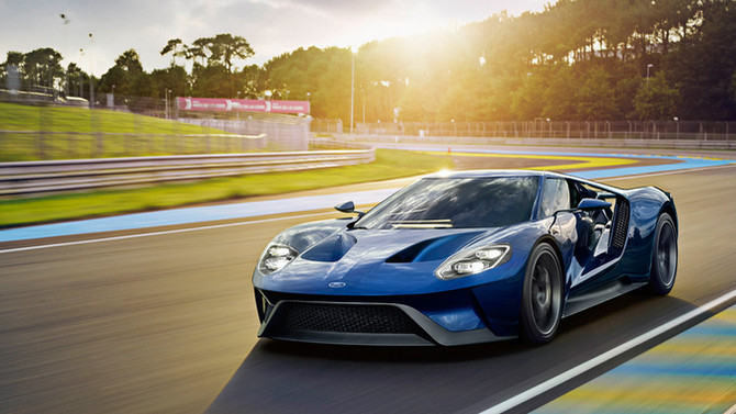 THE 2017 FORD GT & WHO GOT ONE