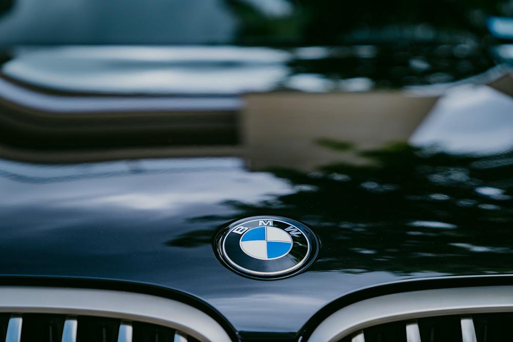 BMW black houston