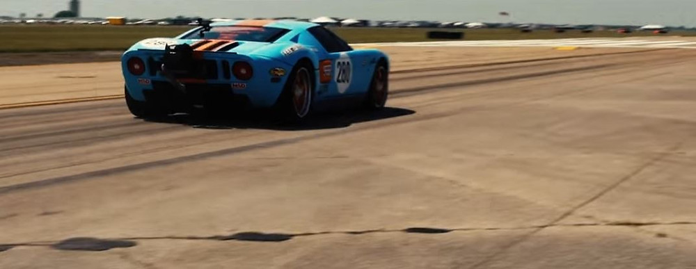 Ford GT Record Setting