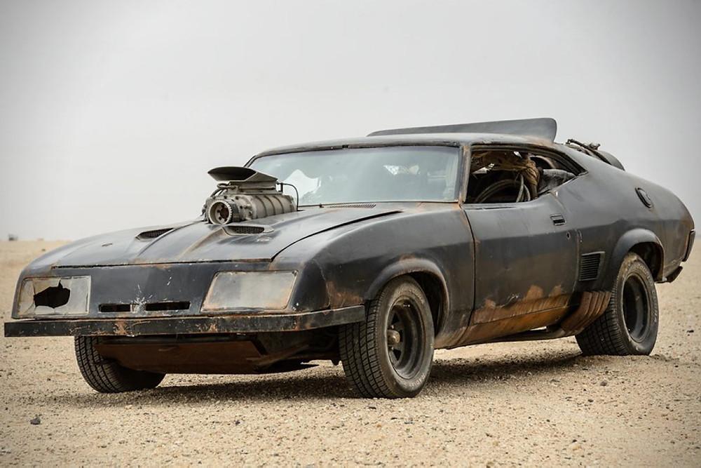 1973 FORD FALCON XB GT COUPE 'V8 INTERCEPTOR | Mad Max