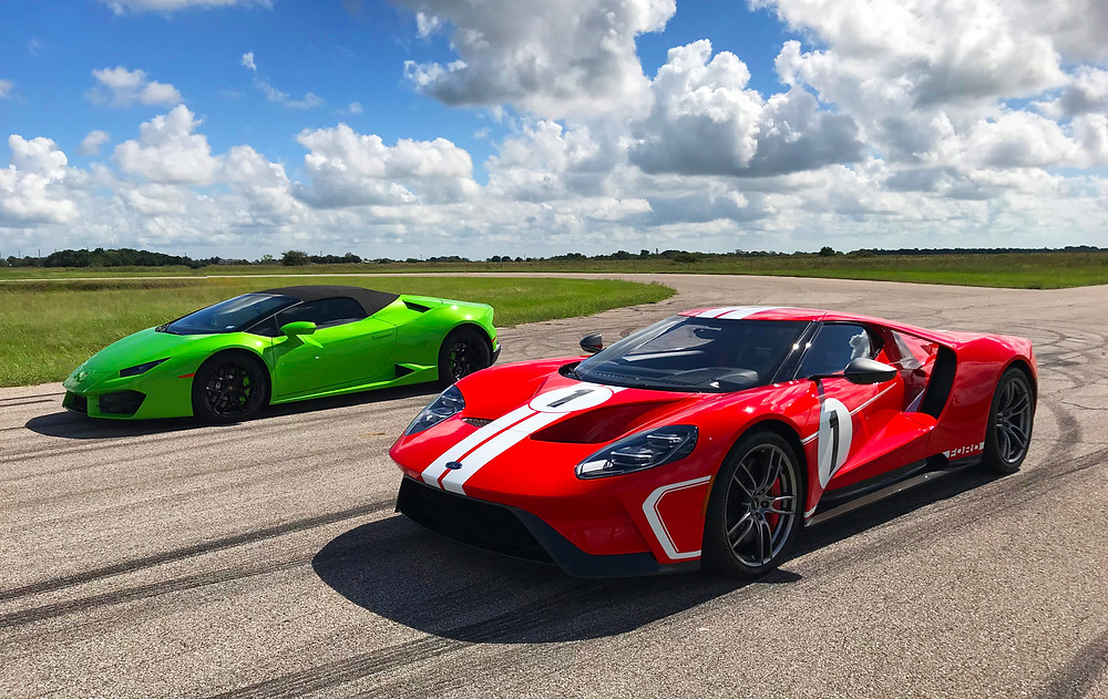 John Hennessey Ford GT Heritage Edition