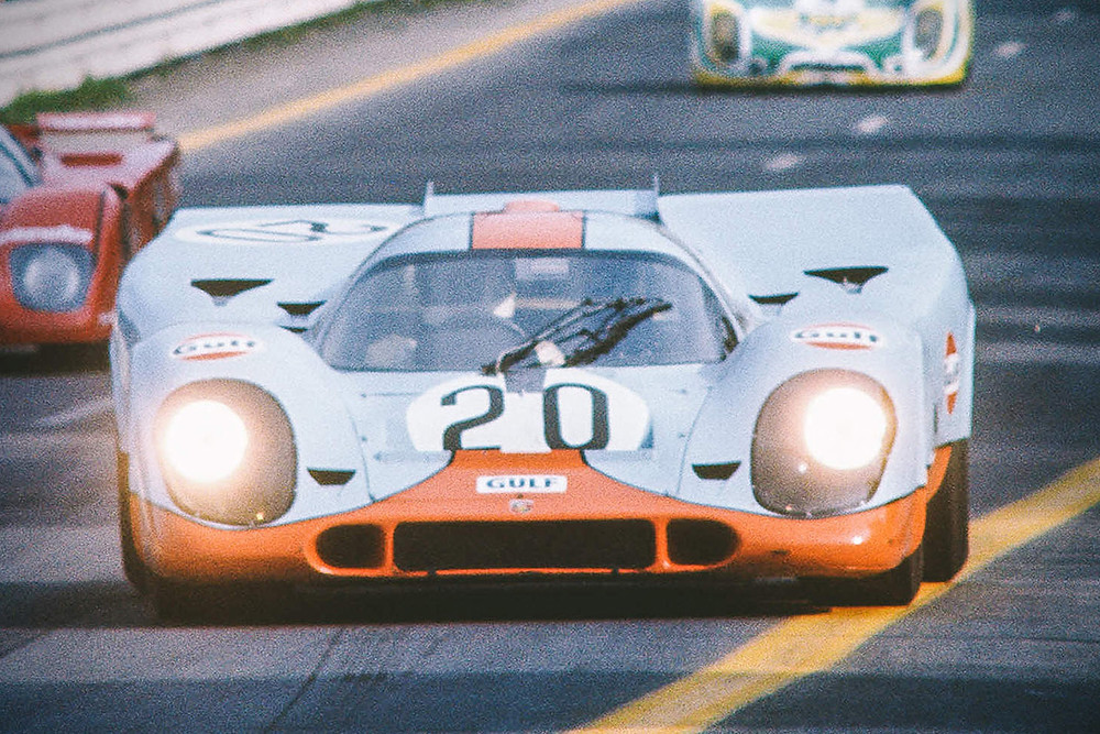 1970 PORSCHE 917 | LeMans