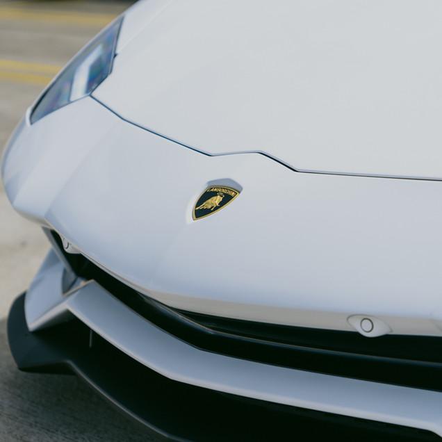 Lamborghini Aventador S Nose