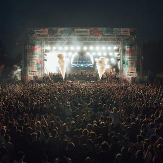 Kronehit/Spark7 Stage – Danube island festival