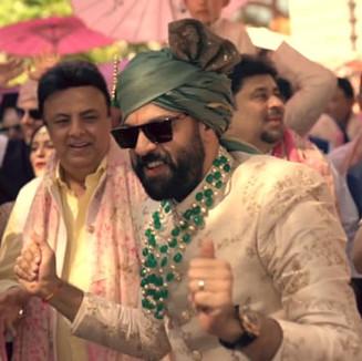 indian wedding – Montreux, Switzerland