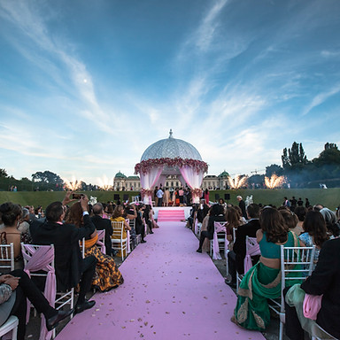 INDIAN WEDDING – BELVEDERE