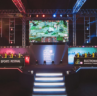 ELECTRONIC SPORTS FESTIVAL 2018