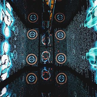 LED Tunnel Konzerthaus