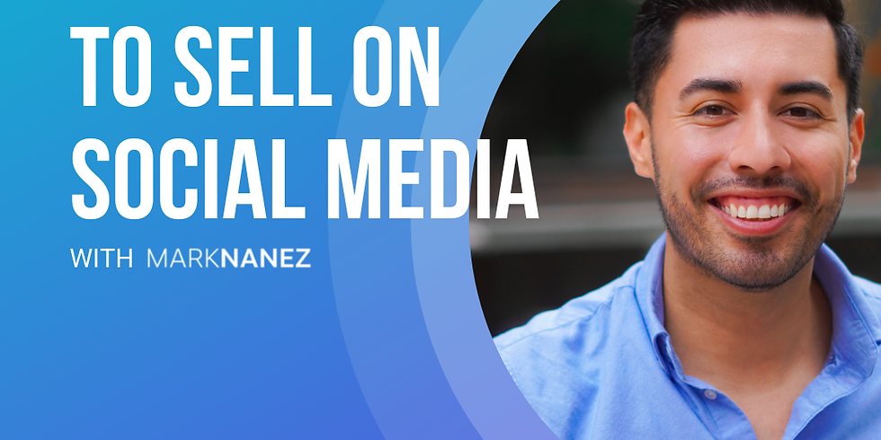 Learn how to sell on Social Media