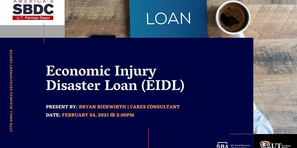 Economic Injury Disaster Loan (EIDL)