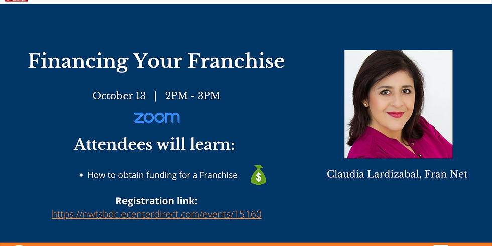 Financing Your Franchise