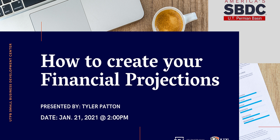 How to create your Financial Projections
