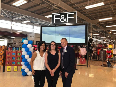 Tesco Open Their Largest Store in Ireland at Liffey Valley Creating 175 Jobs