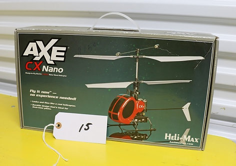 Ave CX Nano Helicopter (in box)