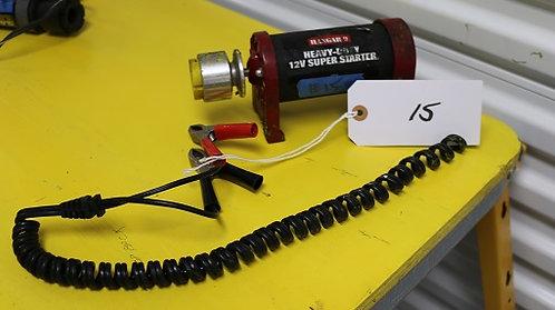Hangar 9 12V Starter
