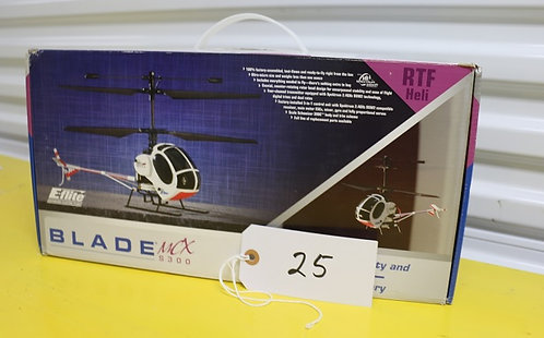 E-filte Blade MCX S300 RTF Helicopter (in box)