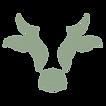 Cow Logo Green Trans Bkg.png