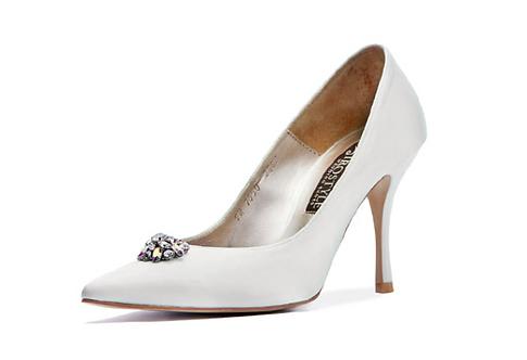 Blossom 施華洛世奇小水鑽宴會鞋・RS190410(Silver)
