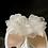 Thumbnail: 浪漫雪紡透紗花飾・IA170115(Ivory)