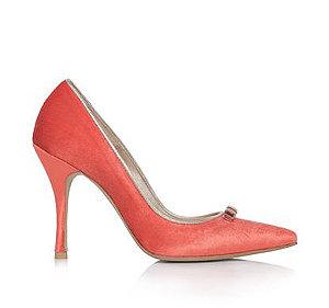 Vanessa高跟婚鞋・RS151205(Orange)