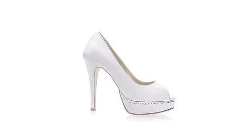 IRO環鑽魚口高跟婚鞋・GS170418