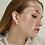 Thumbnail: Honey Pearl Earring・TP09408