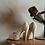 Thumbnail: Celine春色花語蕾絲鞋・RS160401(Mint)
