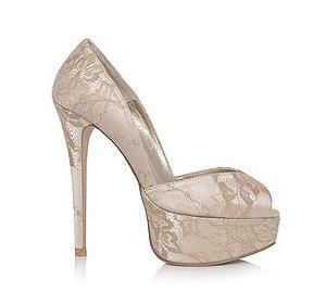 Amanda蕾絲宴會鞋・RS150103(Beige)