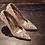 Thumbnail: Rosie 鏤空薔薇皮革宴會鞋・RS160425(Pink)