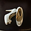 Thumbnail: 水珠環狀鑽飾・IA160720 (Gold)