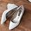 Thumbnail: POPI時尚粗跟鞋款・GS180306(Ivory)