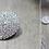 Thumbnail: 華麗圓扣鑽飾・IA130510(Silver)