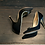 Thumbnail: Vanessa高跟婚鞋・RS151205(Black)