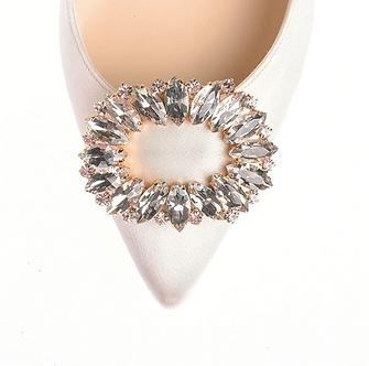 水珠環狀鑽飾・IA160720 (Gold)