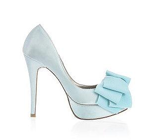 春色馬卡龍粉嫩宴會鞋・RS160429(Mint)