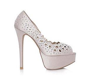 Jennifer水鑽派對鞋・RS140107(Gray)
