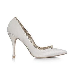 Vanessa高跟婚鞋・RS151205(Ivory)
