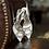 Thumbnail: Margot霧銀時尚派對鞋・RS160314(Ivory)